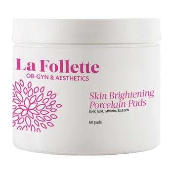 Skin Brightening Porcelain Pads
